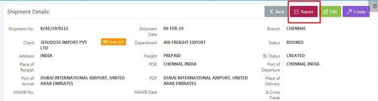 shipment_report