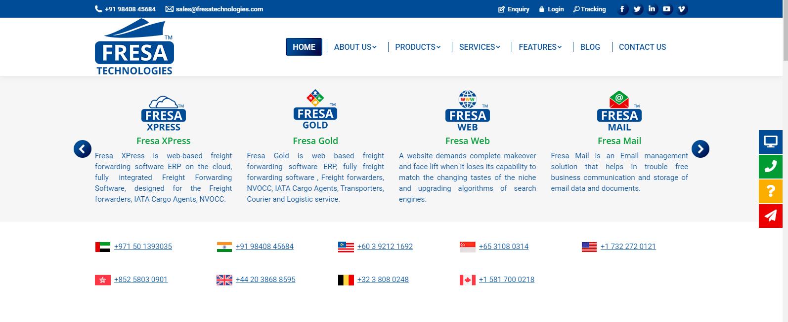 fresa technologies.com